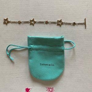 Tiffany & co. Star toggle bracelet